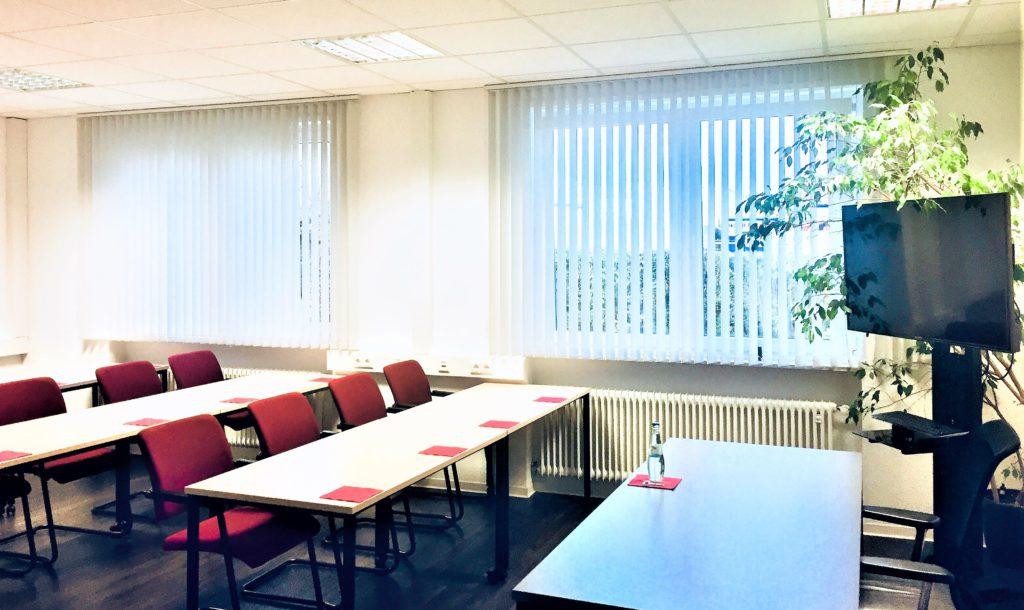 Seminar- und Schulungsräume Darmstadt