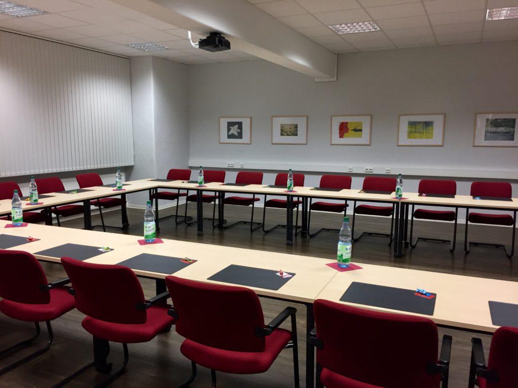 Tagungsräume in Darmstadt für Tagungen, Schulungen, Workshops oder Kongresse und Präsentationen.